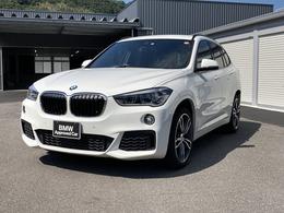 BMW X1 xドライブ 20i Mスポーツ 4WD スペアキー有 点検整備記録簿付