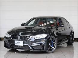 BMW M3セダン M DCT ドライブロジック 認定中古車 レザー ハーマンカードン Mサス