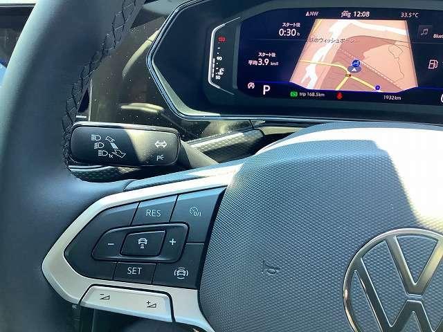 """アダプティブクルーズコントロール""""ACC""""(全車速追従機能付)搭載でドライバーの疲労を低減してくれます。"""