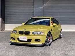 BMW M3 3.2 ワンオーナー車 サンルーフレス