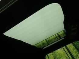 【スカイフィールトップ】☆車内には解放感が溢れ、爽やかな太陽の穏やかな光が差し込みます☆もちろんシェードで閉めることも可能です。