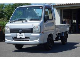スバル サンバートラック 660 TC スーパーチャージャー 三方開 4WD 4WDオートマAC/PS/CD