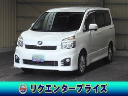 トヨタ ヴォクシー ZS4WDサイドリフトアップシート スマートキー/ナビ/Bカメラ/TV/DVD再/BT