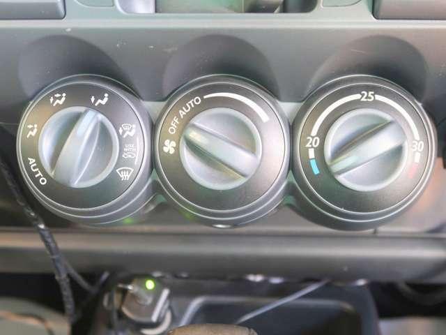 操作しやすいエアコンで車内は快適ですね!