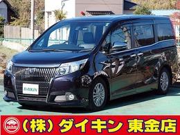 トヨタ エスクァイア 2.0 Gi ブラック テーラード ツインナビTV 両側自動ドア