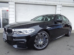 BMW 5シリーズ 540i xドライブ Mスポーツ 4WD セレクトPベンチレーション黒革SR認定車