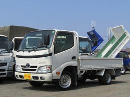 トヨタ ダイナ 平ボディー 積載1500キロ 低床 10尺 3方開
