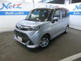トヨタ タンク 1.0 X S スマートアシスト2・ドライブレコーダー