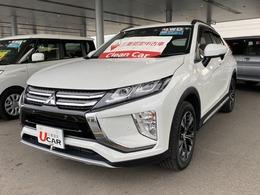 三菱 エクリプスクロス 1.5 G 4WD LEDヘッドライト クルコン ルーフレール