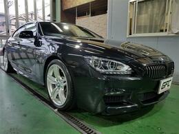 BMW 6シリーズグランクーペ 640i Mスポーツパッケージ D車/オーナー/サンルーフ/ナビ/TV/カメラ