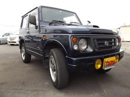 スズキ ジムニー 660 ワイルドウインド 4WD ワンオーナー車K6ターボ4WD