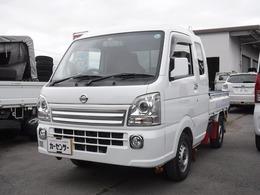 スズキ キャリイ 660 スーパーキャリイ X 3方開 4WD 5速マニュアル HID装着車 ドラレコ
