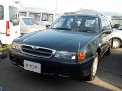 マツダ カペラワゴン の中古車 1.8 SV 愛媛県伊予郡砥部町 16.2万円