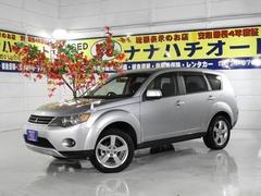 三菱 アウトランダー の中古車 2.4 G 4WD 北海道札幌市白石区 35.8万円