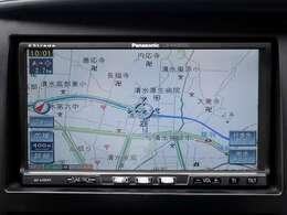 【HDDナビ】こちらのお車はHDDナビを装備しております。高性能なナビ機能の他、CD音楽の再生や自動録音、DVD、TVの視聴できます。ドライブ中の楽しみも増え、便利でお得な装備でございます
