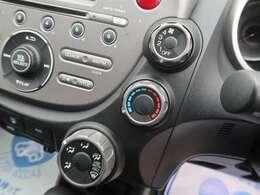 【ダイヤル式マニュアルエアコン】室内空間の空調はダイヤルを回すだけ!!簡単操作で楽に室内を快適空間へと。。。