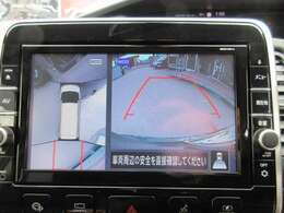 純正SDデカナビ付♪ アラウンドビューモニター付き♪ 駐車も安心ですね♪