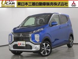 三菱 eKクロス 660 G 4WD サポカーS 先進安全・快適PKG
