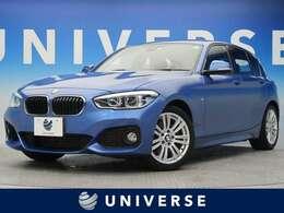 BMW 1シリーズ 118i Mスポーツ 衝突軽減 純正HDDナビバックカメラ LED
