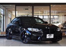 BMW M2クーペ 3.0 6MT・1年保証・1オーナ・アクラポヴィッチ