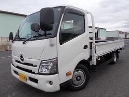日野自動車 デュトロ 2t積・平ボディ・6MT 車両総重量 4985kg