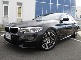 BMW 5シリーズ 523d Mスポーツ ディーゼルターボ 19AW弊社デモカー 認定中古車