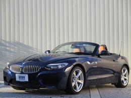 BMW Z4 sドライブ 35i Mスポーツパッケージ ワンオーナー ウォルナットレザー ナビ