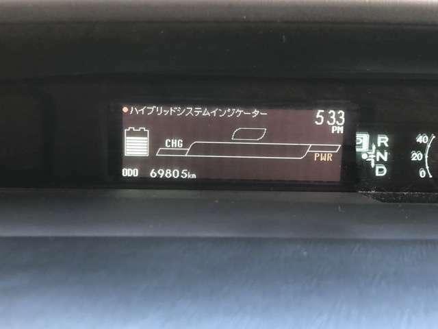 走行69805km