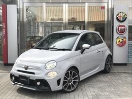 アバルト 595 ツーリズモ 本革 パドル HID  禁煙車 全国新車保証