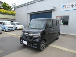 ホンダ N-BOX カスタム 660 G L ホンダセンシング 4WD 地デジナビ