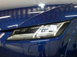 LEDヘッドライト(ヘッドライトウォッシャー付)☆関東最大級のAudi・VW専門店!豊富な専門知識・経験で納車後もサポートさせていただきます☆