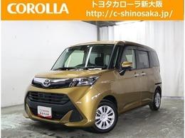 トヨタ タンク 1.0 G S 衝突軽減ブレーキ ワンオ-ナ-