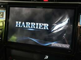 【BIG-X9型ナビ】使いやすいナビで目的地までしっかり案内してくれます。CD/DVDの再生もでき、お車の運転がさらに楽しくなりますね!!
