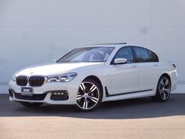 BMW 7シリーズ 750i Mスポーツ サンルーフ ベンチレーションシート