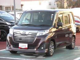 トヨタ ルーミー 1.0 カスタム G SDナビ/地デジTV/パワースライドドア
