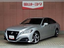 トヨタ クラウン 2.0 RS ドライブレコ-ダ-・メモリ-ナビ付き