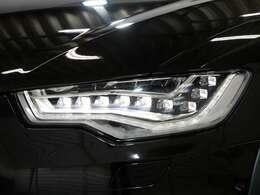 LEDオールウェザーヘッドライト(ヘッドライトウォッシャー付)☆関東最大級のAudi・VW専門店!豊富な専門知識・経験で納車後もサポートさせていただきます☆