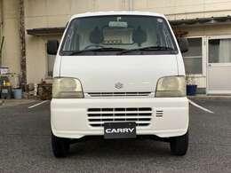 スズキ キャリイトラック KA エアコン付 5MT 4WD車 89000キロ