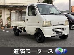 スズキ キャリイ 660 KA(エアコン付) 3方開 4WD