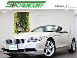 BMW Z4 sドライブ 35i 3Lターボ 7速DTC 黒革 純地デジナビ