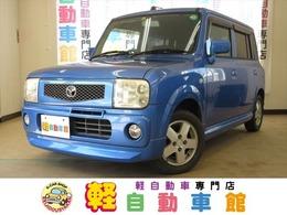 マツダ スピアーノ 660 ターボ 4WD エアロ付 ABS