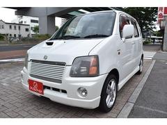 スズキ ワゴンR の中古車 660 RRリミテッド 愛知県名古屋市瑞穂区 0.1万円