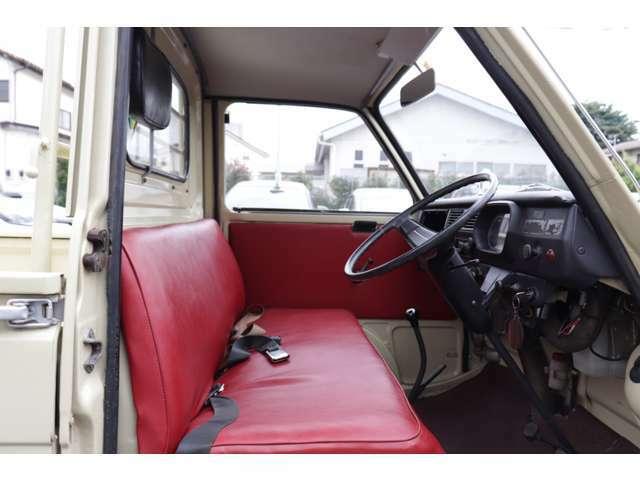 シート張り替え済み 車内匂いなし