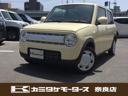 スズキ アルトラパン 660 G 軽自動車・キーフリー・シートヒーター