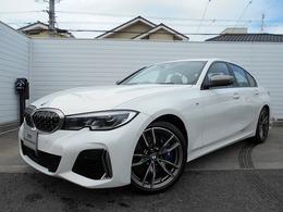 BMW 3シリーズ M340i xドライブ 4WD 19AW黒革Pアシスト+デモカー認定中古車
