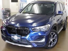 BMW X1 xドライブ 18d xライン 4WD LEDヘッド インテリジェントセーフティ