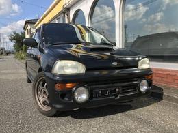 スバル ヴィヴィオ 660 RX-R 4WD