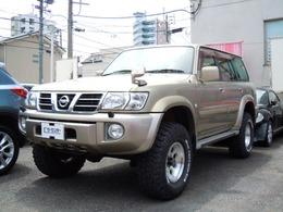 日産 サファリ 4.8 グランロードリミテッド 4WD
