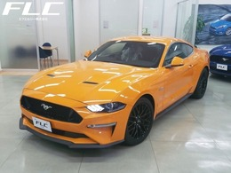 フォード マスタング V8 GT FastBack UK右ハンドル仕様 国内未登録