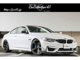 BMW M4クーペ M DCT ドライブロジック シュニッツァーコンプリート車 KW車高調